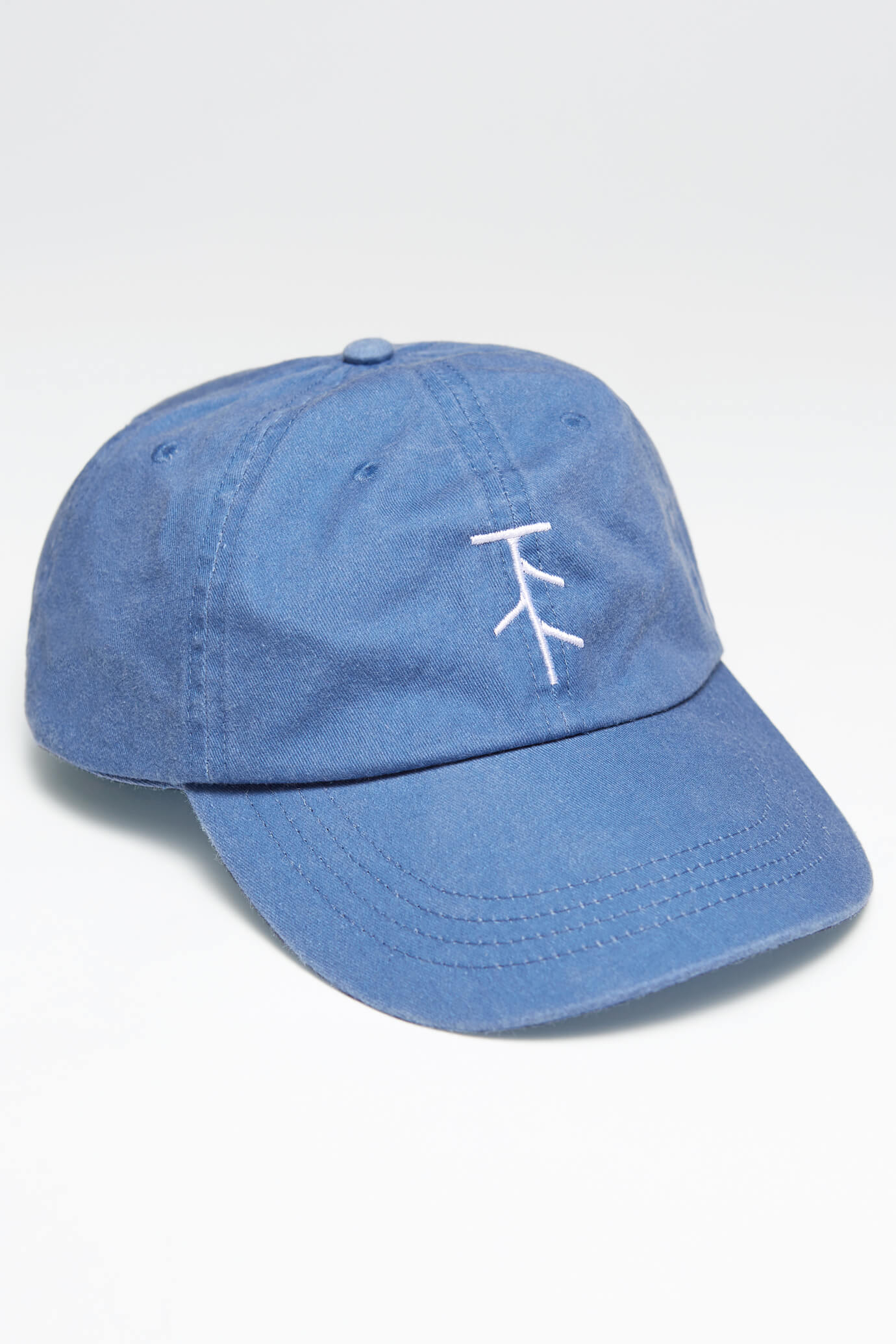 taproot pictures hat in blue rooty